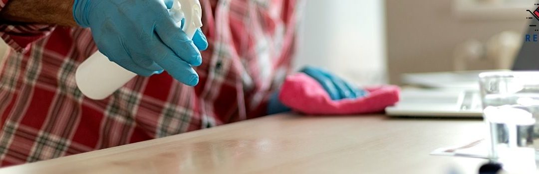 How to Disinfect Yourself and Your House from Coronavirus